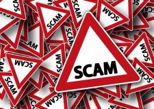 Be on alert for scams!