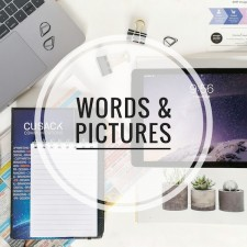 Words & Pictures workshop 19 June – content creation made easy!