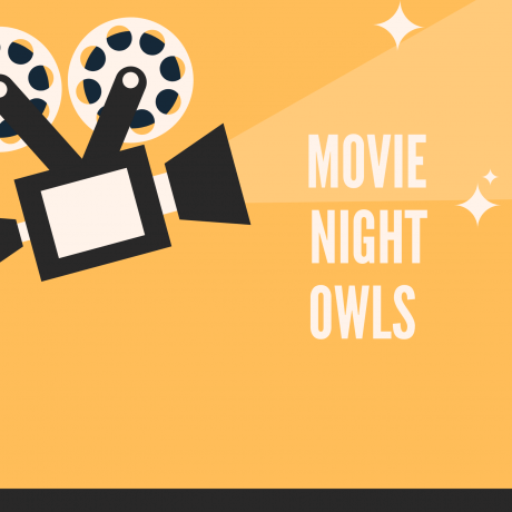 "Movie Night Owls ""RAMS"""