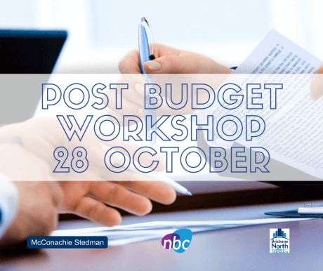 POST BUDGET WORKSHOP