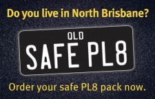 Help stop number plate thieves