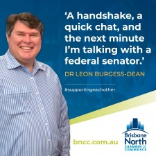 'Supporting Each Other' with Dr Leon Burgess-Dean